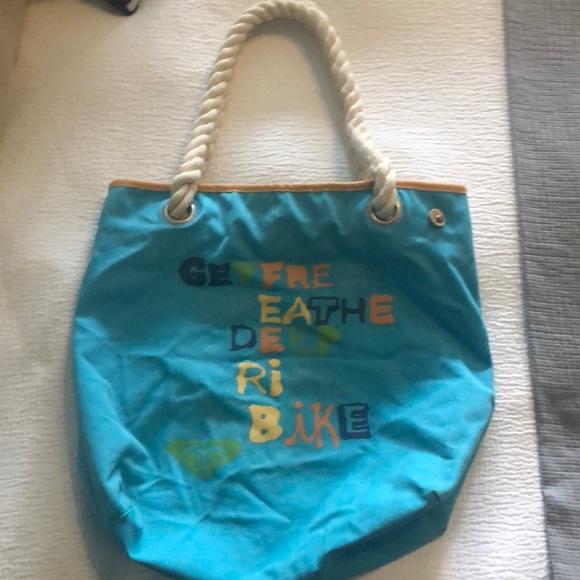Roxy Handbags - Roxy Limited Edition Girls Beach Tote